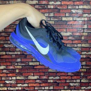 Size 11 Purple & Black NIKE Dynasty Max 2 Tennis